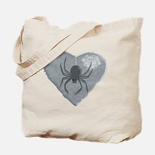 Stoneheart Halloween spider Tote Bag