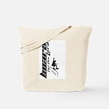 Cool Skateboarder Tote Bag
