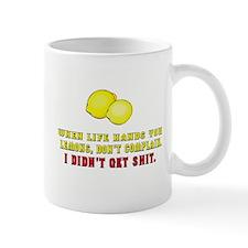 Lemons Mug