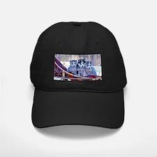 Three Husky Puppies Baseball Hat