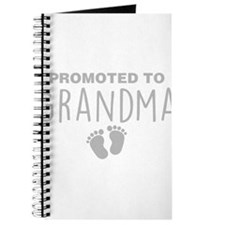 Promoted To Grandma Journal