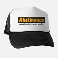 Abstinence Trucker Hat