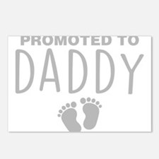 Promoted To Daddy Postcards (Package of 8)