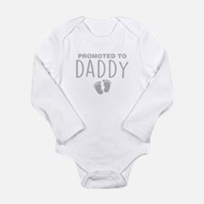 Promoted To Daddy Body Suit