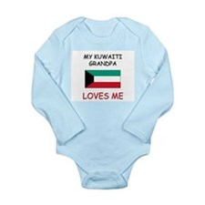 Unique Kuwaiti Long Sleeve Infant Bodysuit