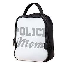 Police Mom Neoprene Lunch Bag