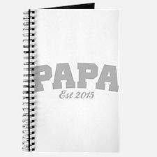 Papa Est 2015 Journal