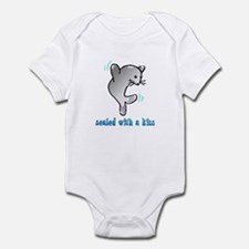 Sealed with a Kiss Infant Bodysuit
