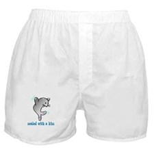 Sealed with a Kiss Boxer Shorts