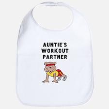 Aunties Workout Partner Bib