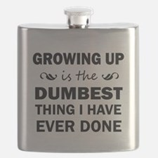 GROWING UP Flask