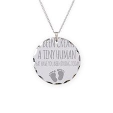 Ive Been Creating A Tiny Human Necklace