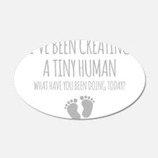 Ive Been Creating A Tiny Human Wall Decal