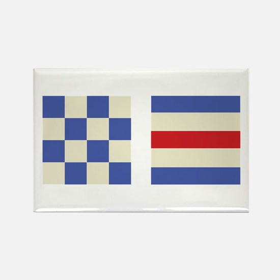 Distress Flags Magnets