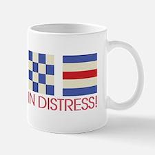 In Distress Mugs