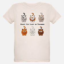 Unique Crazy cat lady T-Shirt