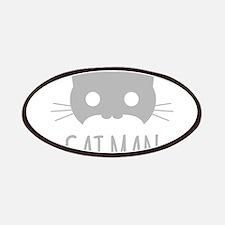 Cat Man Patch