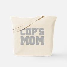 Cops Mom Tote Bag