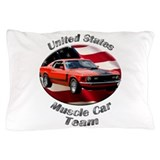 Ford mustang Pillow Cases