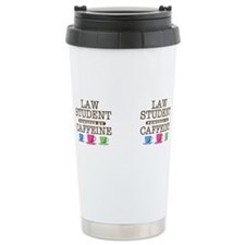 Unique Law students Travel Mug