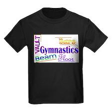 Cute Uneven bars gymnastics T