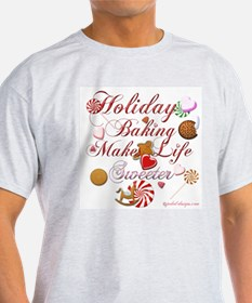 Funny Christmas cookie T-Shirt