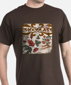Fancy Beautiful Chocolate T-Shirt