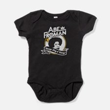 Funny Abe Froman Baby Bodysuit