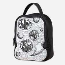 Cool Coloring Neoprene Lunch Bag