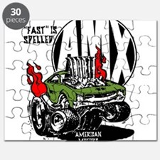 Fast is spelled AMX Puzzle