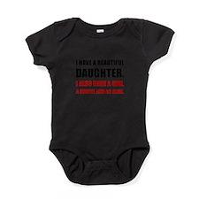 Cool Daughter Baby Bodysuit