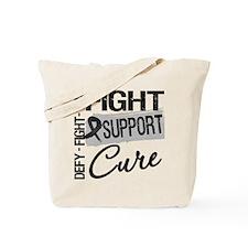 Fight Melanoma Tote Bag