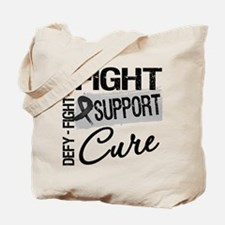 Fight Melanoma Tote Bag