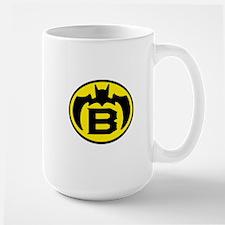 Super B Hero Logo Costume 04 Mug