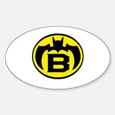 Super B Hero Logo Costume 04 Decal