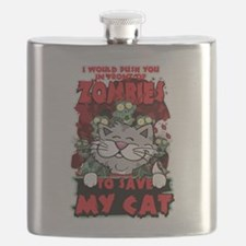 I Would Push You In Fron Of Zombies To Save My Cat