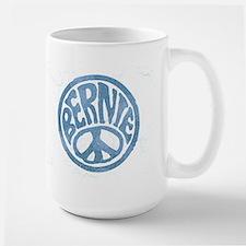 60s Peace Bernie Large Mug