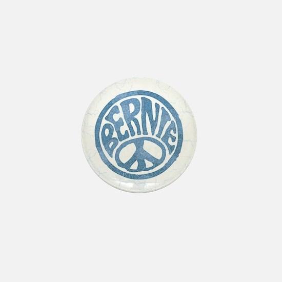 60s Peace Bernie Mini Button