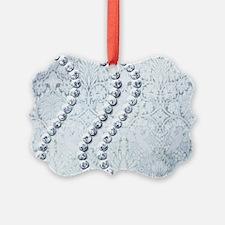 Diamonds Ornament