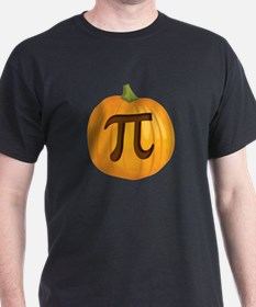 Unique Funny pumpkin pie design T-Shirt