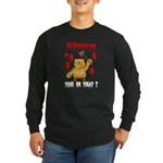 Kitten Trick or Treat ? Long Sleeve Dark T-Shirt