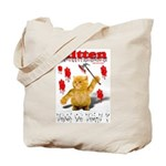 Kitten Trick or Treat ? Tote Bag