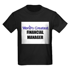 Worlds Greatest FINANCIAL MANAGER T