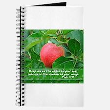 Apple Of His Eye Journal