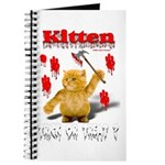 Kitten Trick or Treat ? Journal