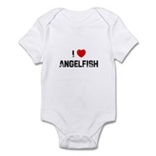 I * Angelfish Infant Bodysuit