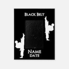 Black Belt Picture Frame