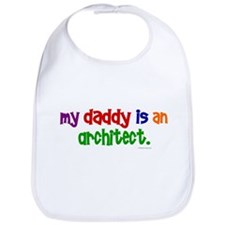 My Daddy Is An Architect Bib