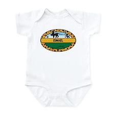 ISMAEL - safari Infant Bodysuit
