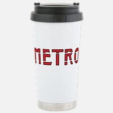Paris Metro Travel Mug
